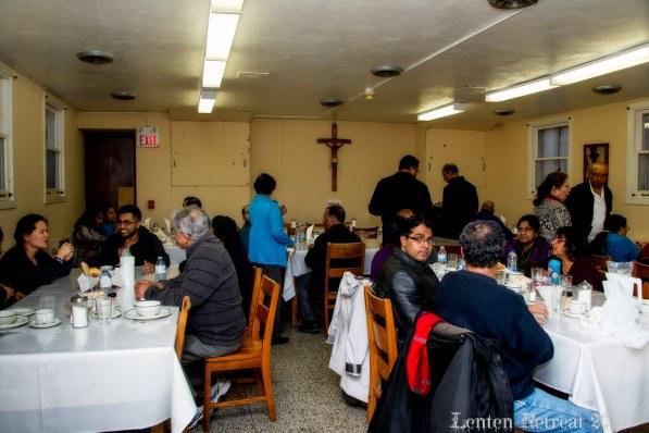 Lenten Retreat 2016-2