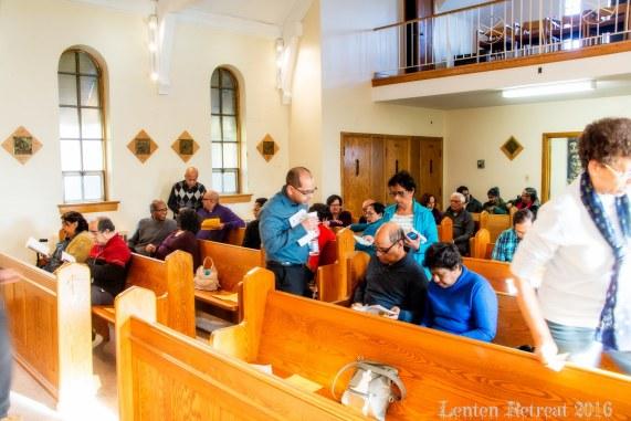 Lenten Retreat 2016-20