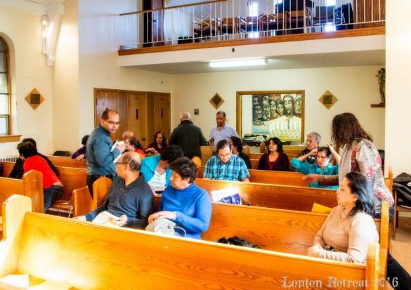Lenten Retreat 2016-22