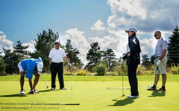 Benedictine Invitational Golf Tournament-46