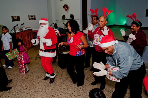 Christmas Party – Old Bens Toronto_-72