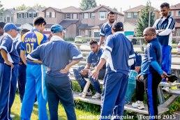 Saints Quadrangular - Toronto 2015
