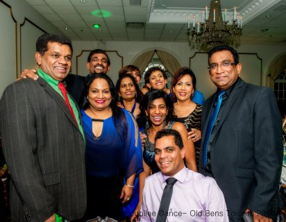 The Silver Jubilee Dance- Old Bens Toronto-121